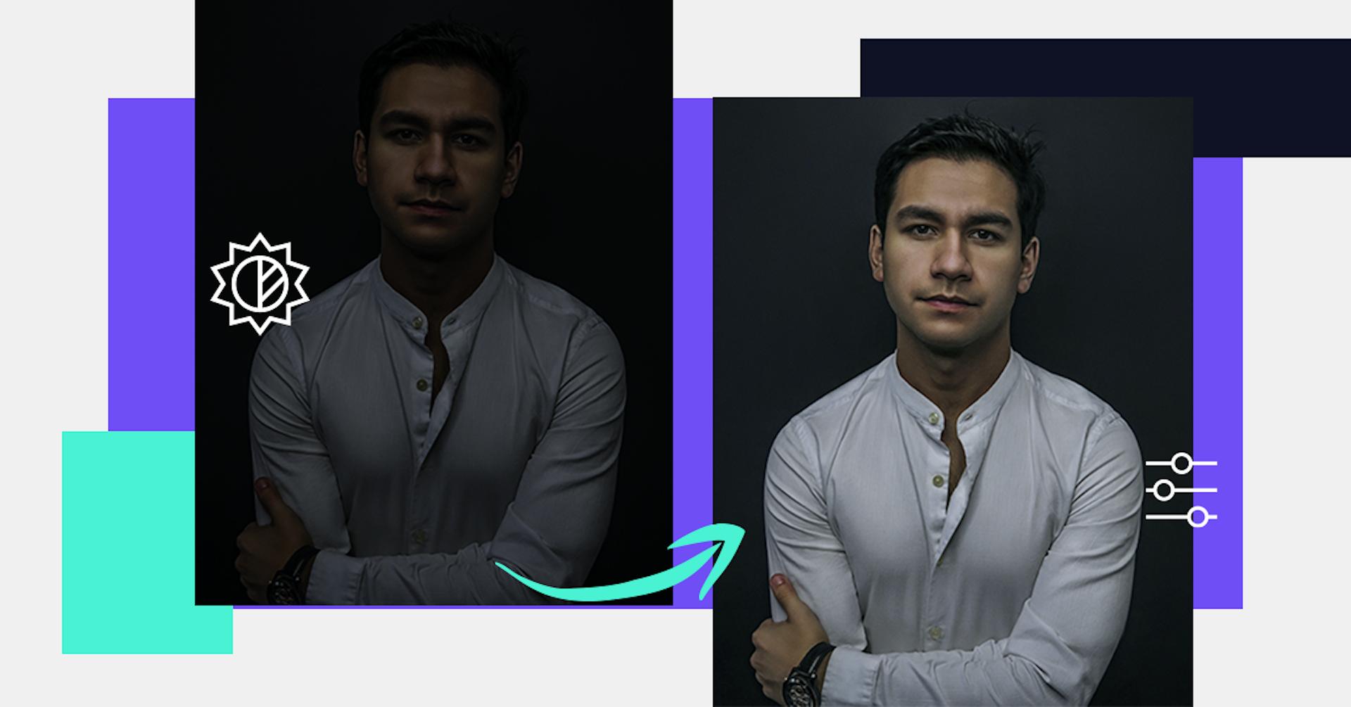 ¿Cómo aclarar una foto oscura? Conoce todas las herramientas que mejorarán tus fotos favoritas