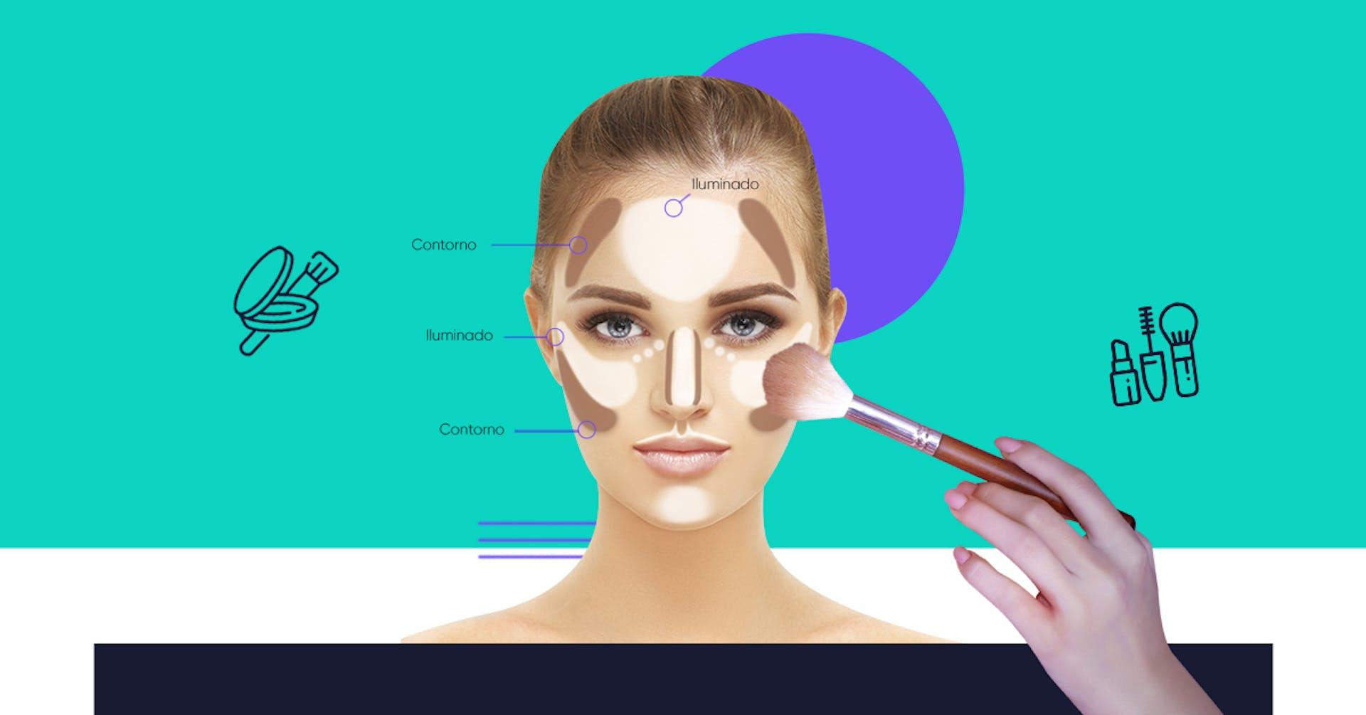 Contouring en el maquillaje: luce espectacular con la técnica de JLo