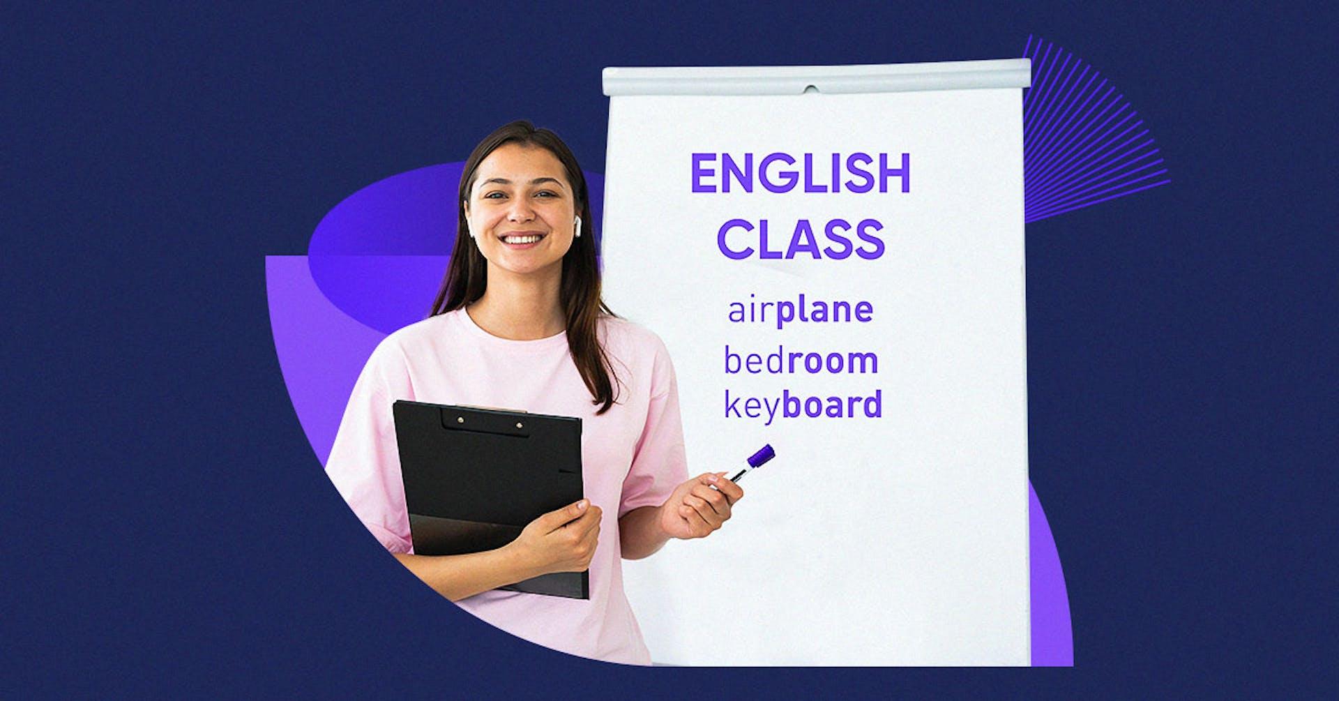 Domina las palabras compuestas en inglés y empieza a hablar como nativo