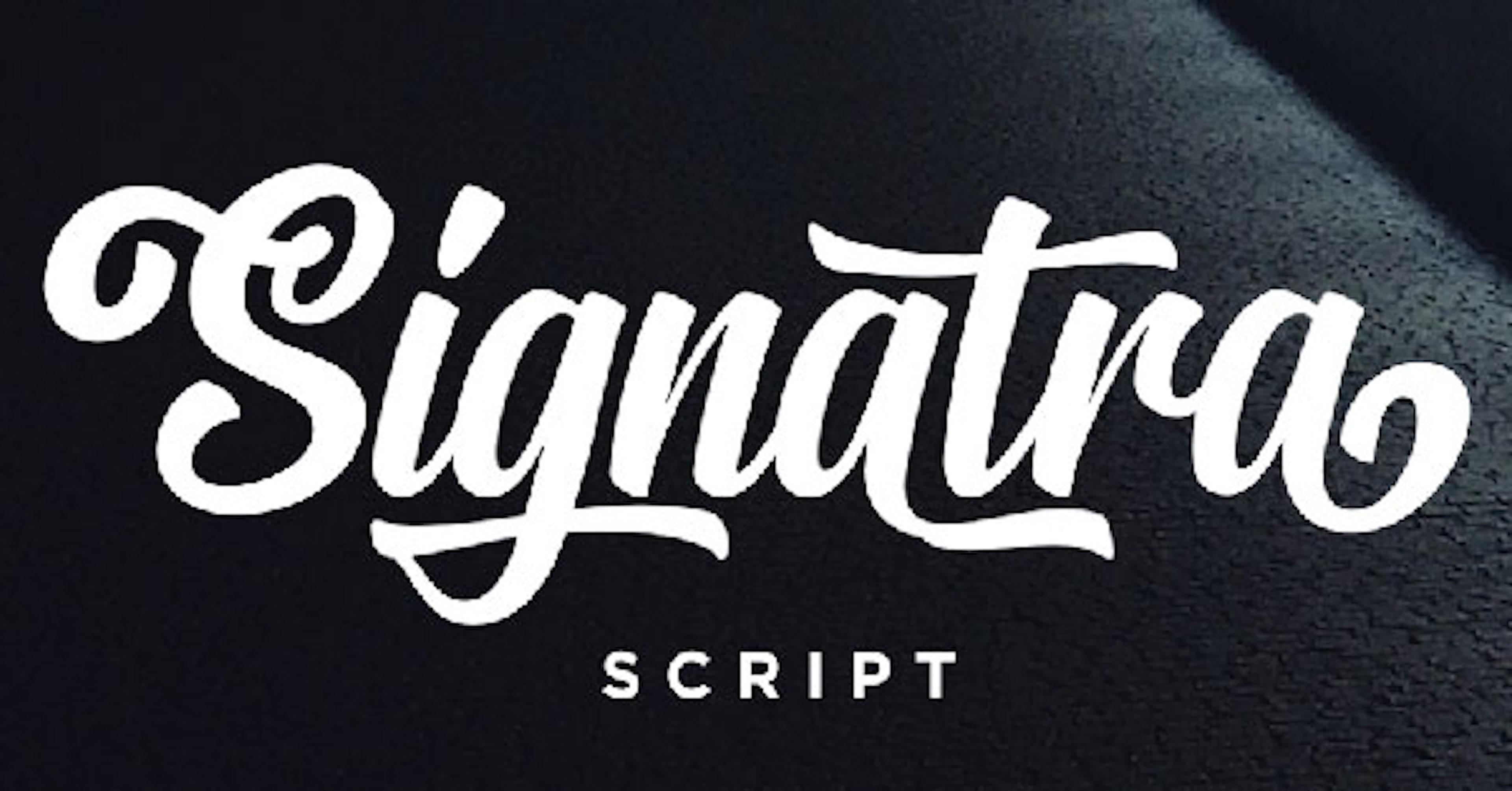 ¿Qué tipografía es? Aquí te decimos cómo acabar con esa duda