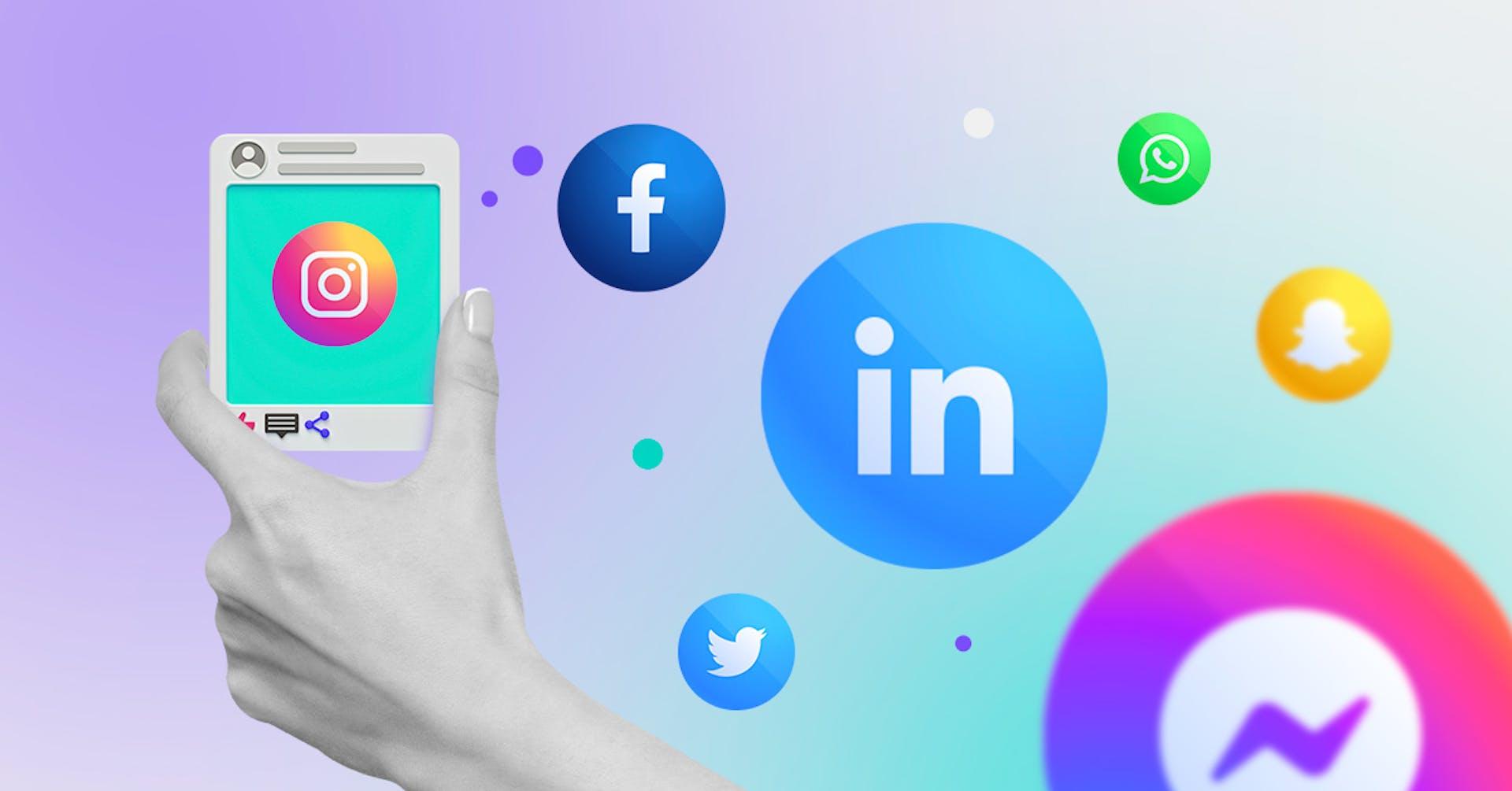 Domina el manejo de redes sociales y aumenta la presencia de tu marca en Internet