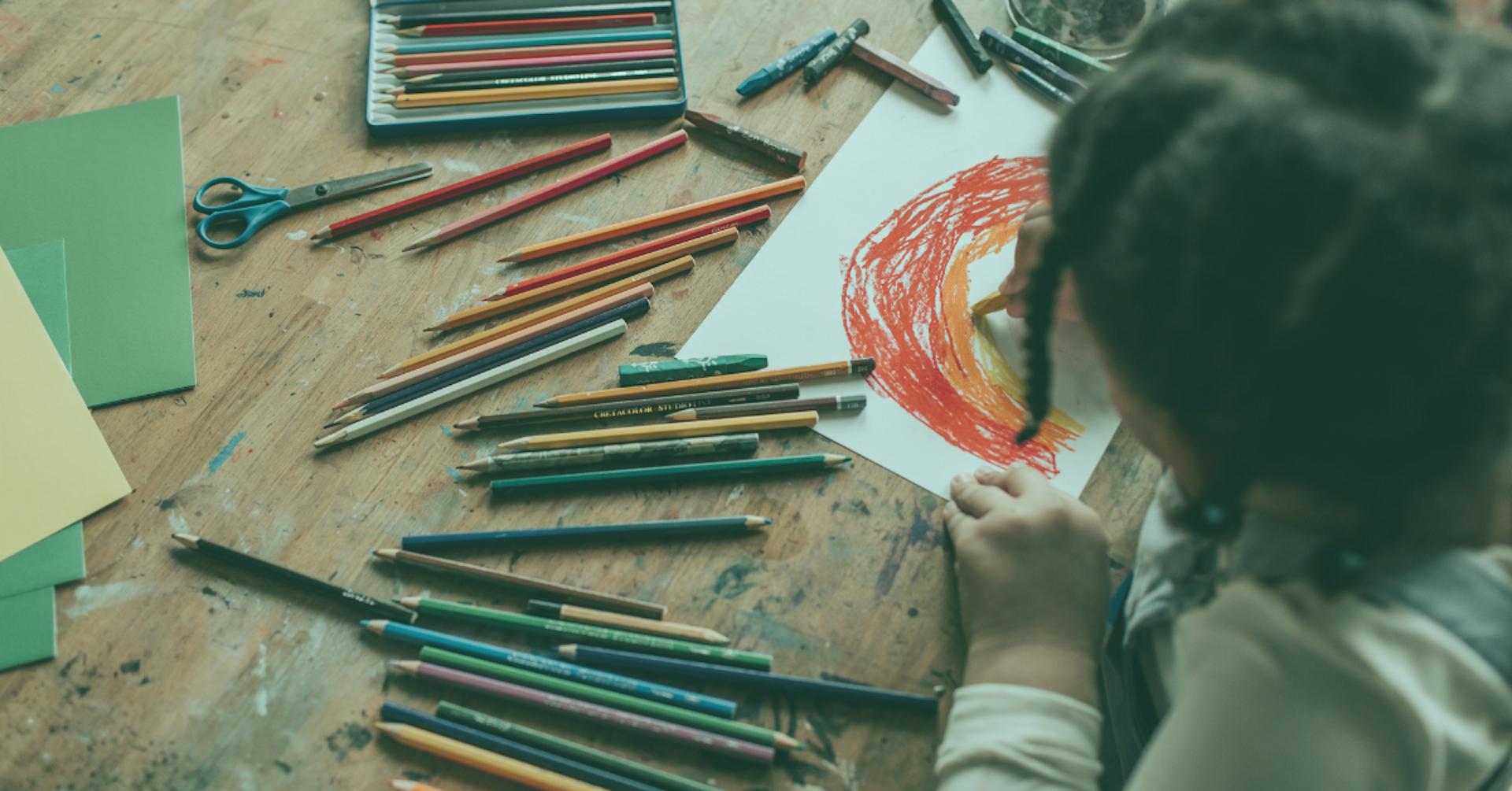 Dibujo en cuadrícula desde cero: ¡libera al artista que todo niño lleva dentro!