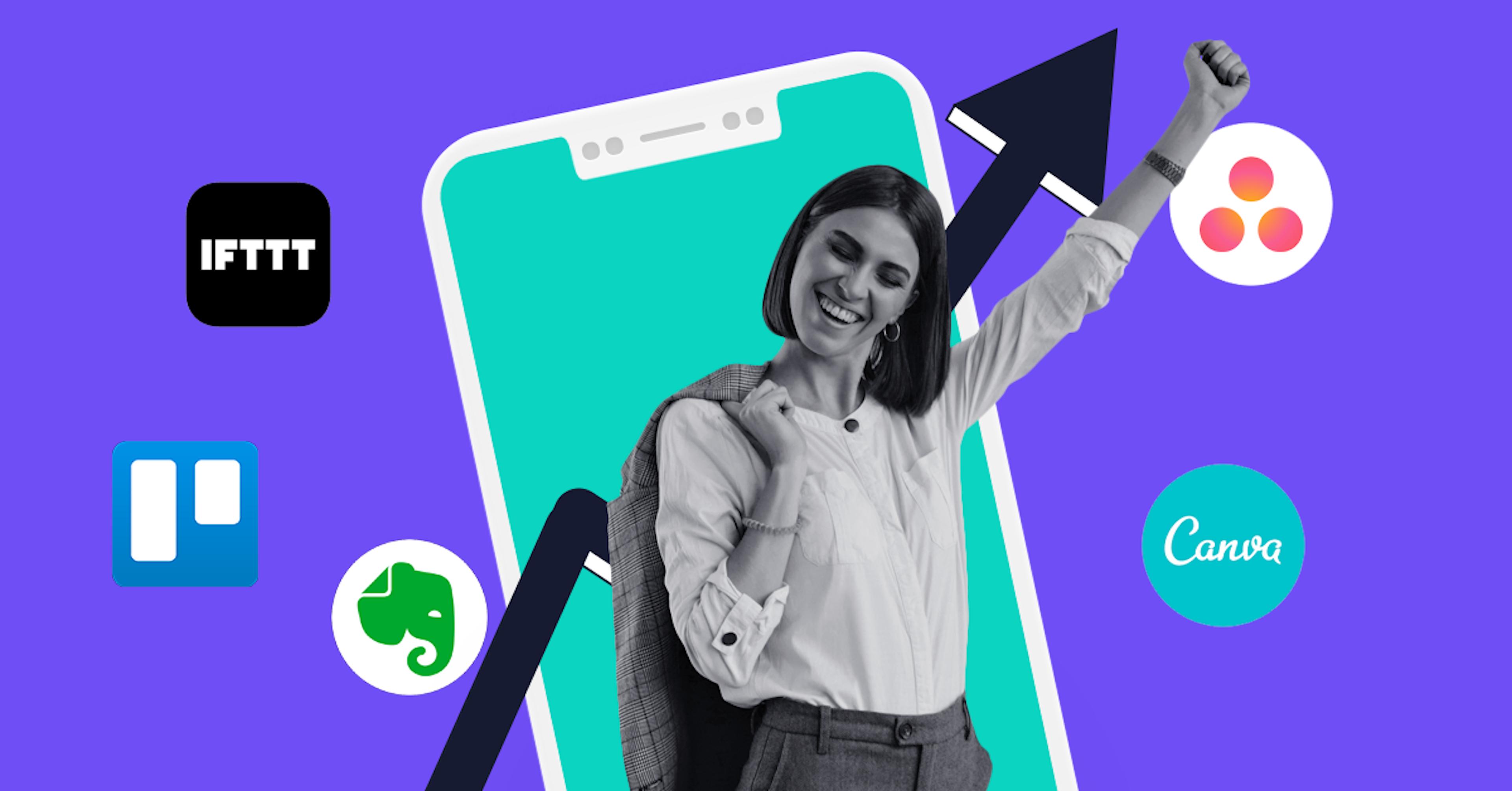 25+ apps para emprendedores que llevarán tu negocio al siguiente nivel