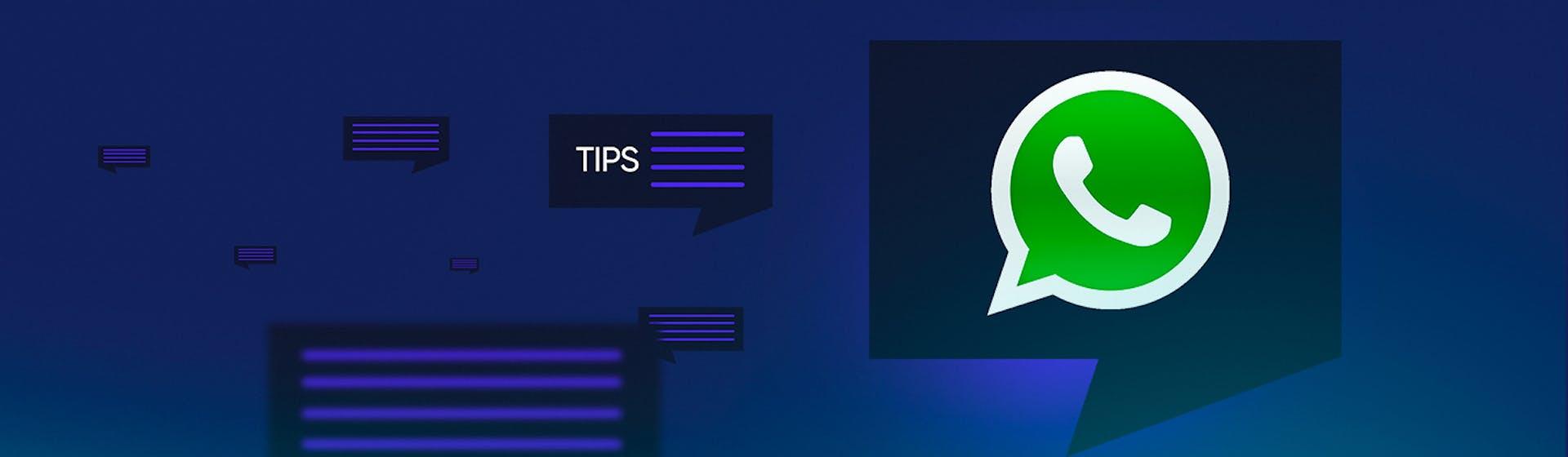10+ tips de WhatsApp que no conocías ¡Descubre los secretos de WhatsApp!