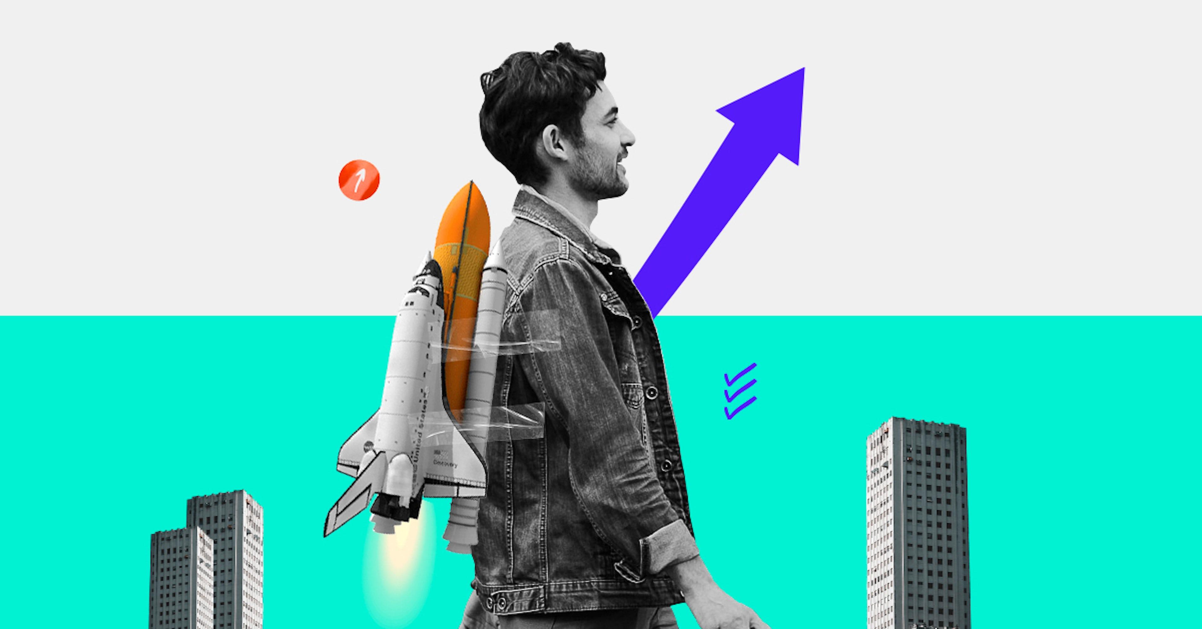 6 maneiras de alavancar sua carreira sem esperar por uma promoção