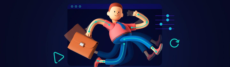 ¿Cómo hacer una animación corriendo en After Effects sin romperse la cabeza en el PC?