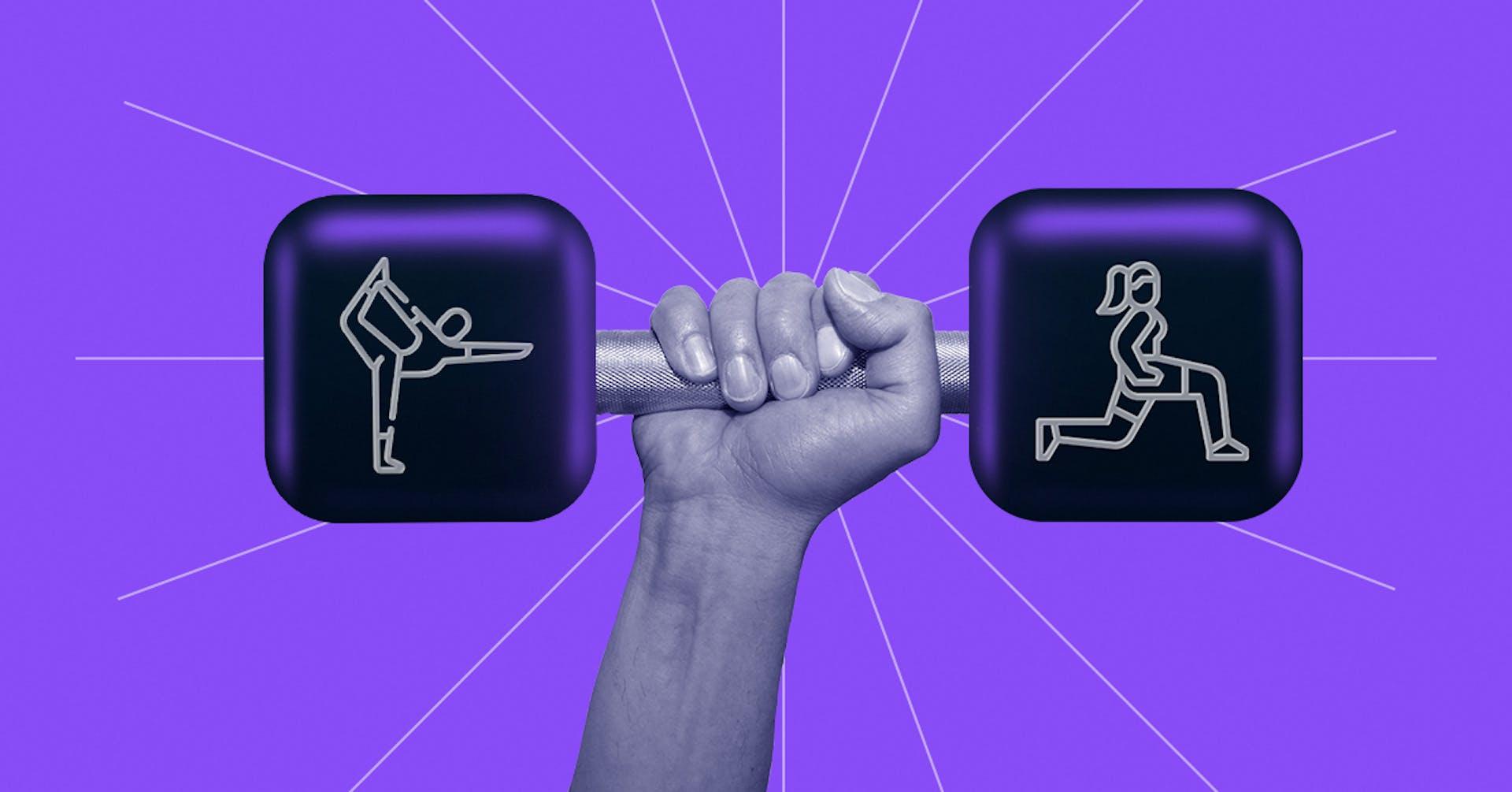 +5 Apps gratuitas para hacer ejercicio en casa y llevar una vida más saludable