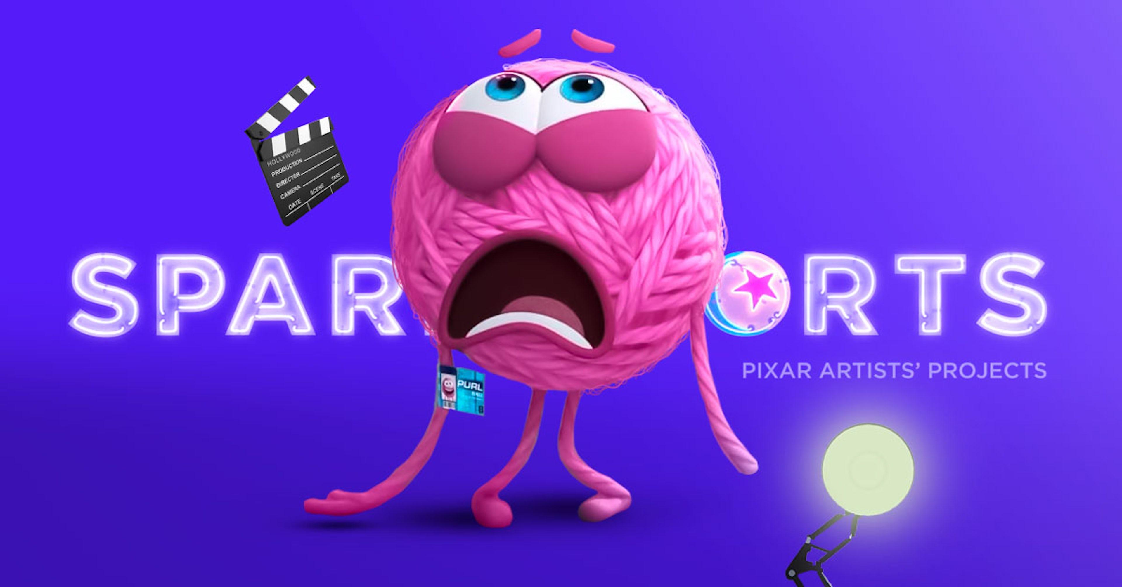 Sparkshorts: Pixar enciende su chispa creativa con nuevos cortos alternativos