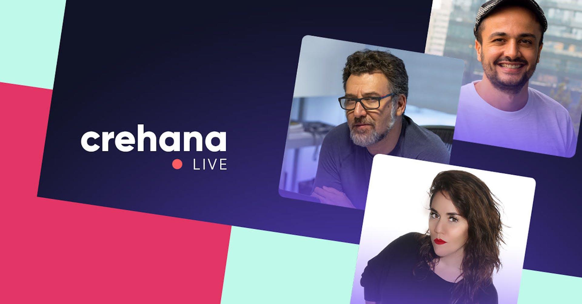 Crehana Live: reveja o melhor do Marketing