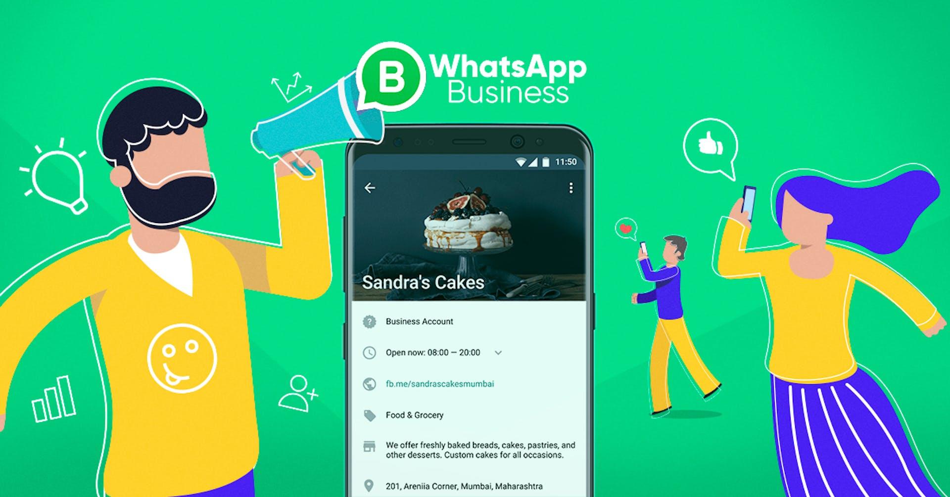 ¿Qué es WhatsApp Business y cómo lo puedes usar en tu negocio?