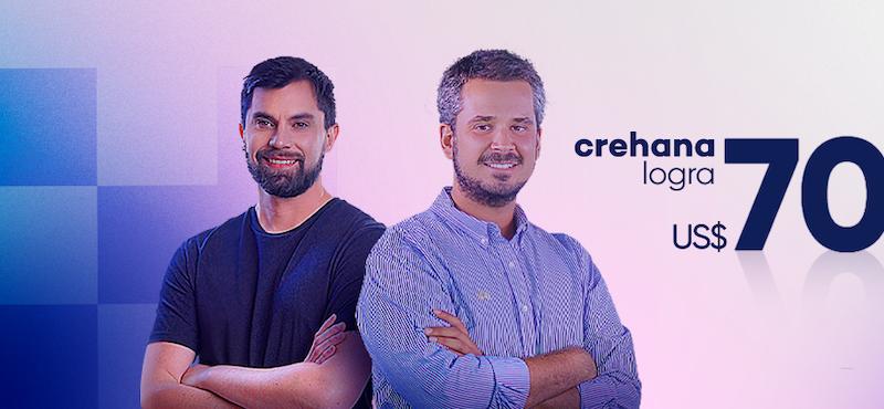¡Crehana se convierte en la EdTech con mayor financiamiento en Serie B en América Latina!