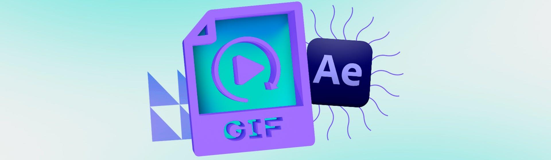 ¿Cómo hacer un GIF en After Effects? Te mostramos tres métodos fáciles