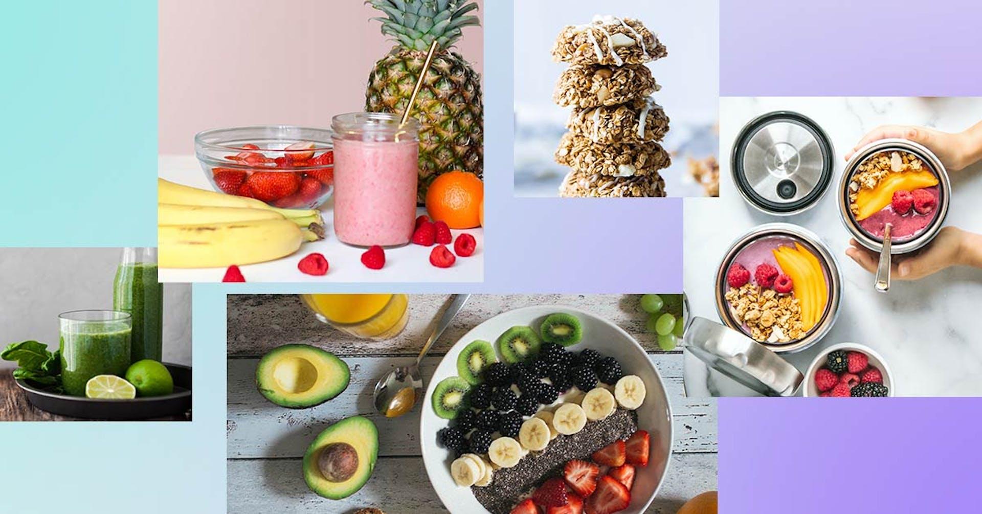 Snacks saludables: +10 recetas para hacer en casa