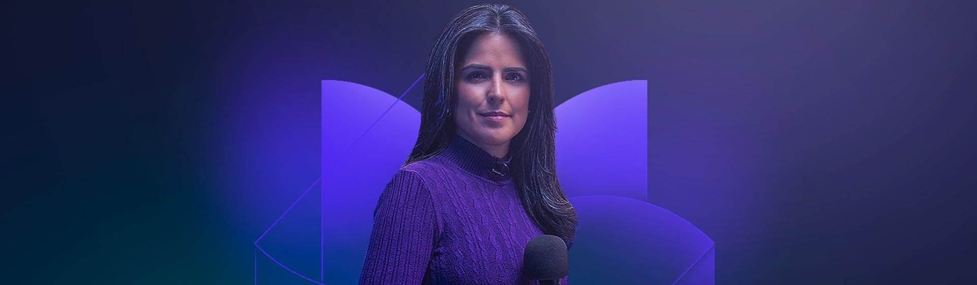 Conoce a Claudia Palacios: La premiada periodista llega a Crehana