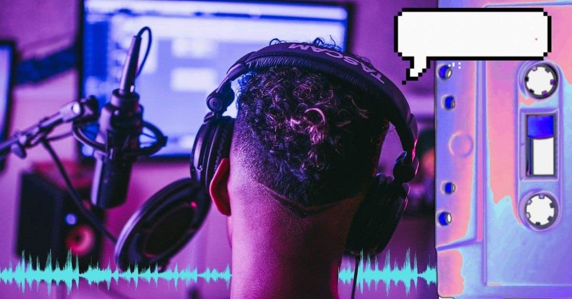 ¿Cómo grabar un podcast? Guía para principiantes
