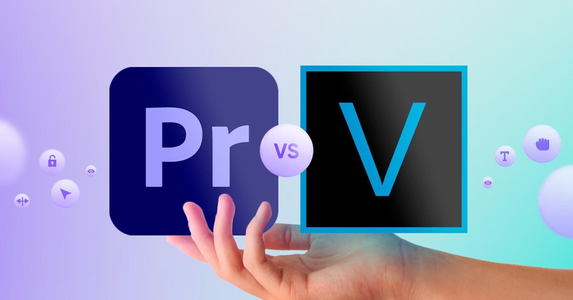 Sony Vegas Vs Adobe Premiere: ¡Editores de video en combate!