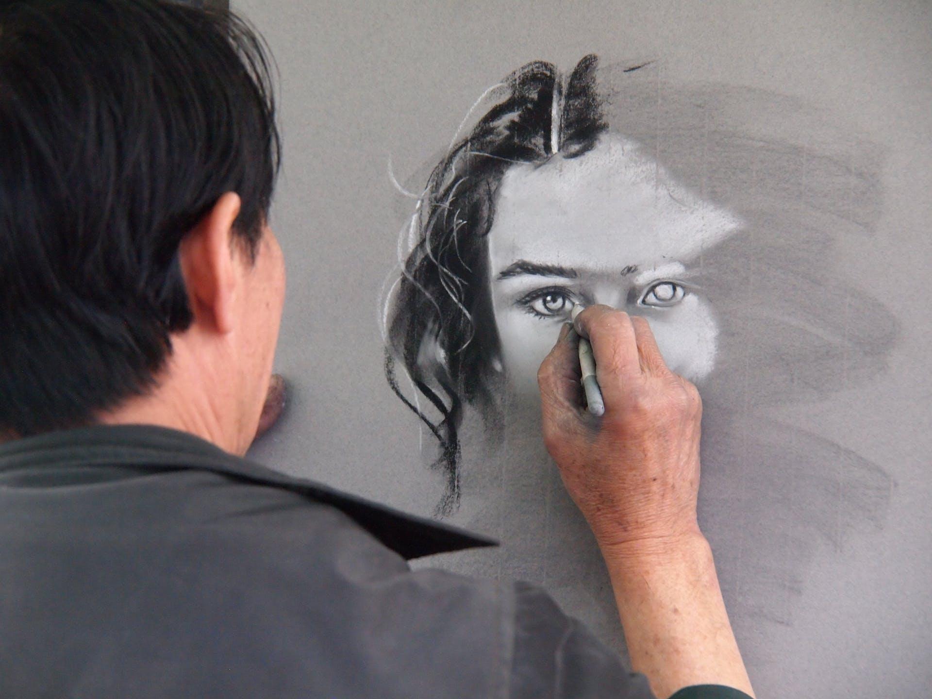 ¿Cómo aprender a dibujar en 3D a lápiz y en formato digital?