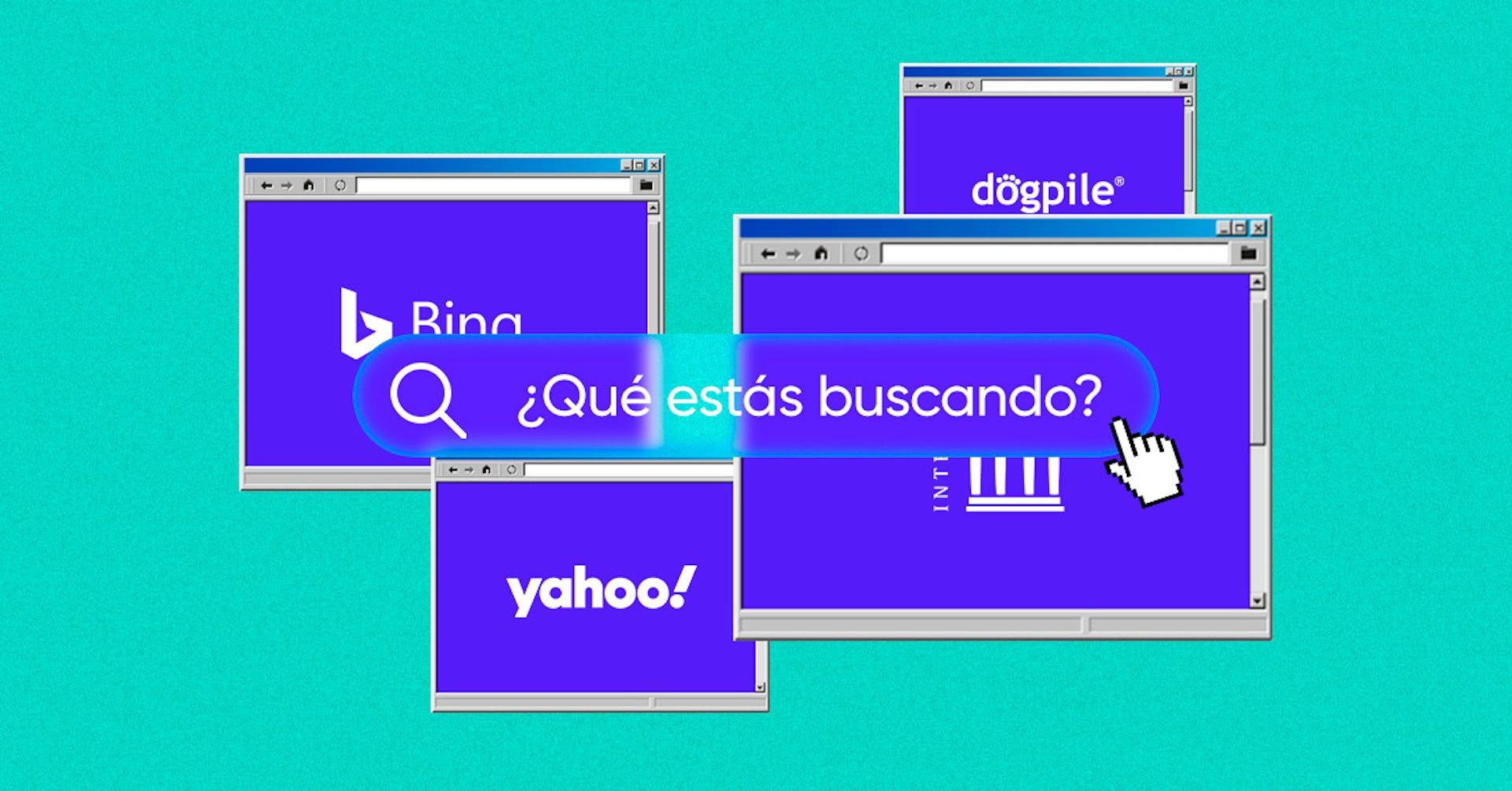 Tipos de buscadores de internet que Google no quiere que conozcas