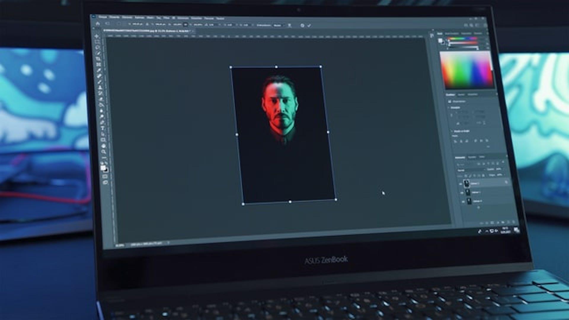 ¿Cómo quitar el fondo en Photoshop y Power Point? Ejecuta el primer paso para crear el montaje de tus sueños