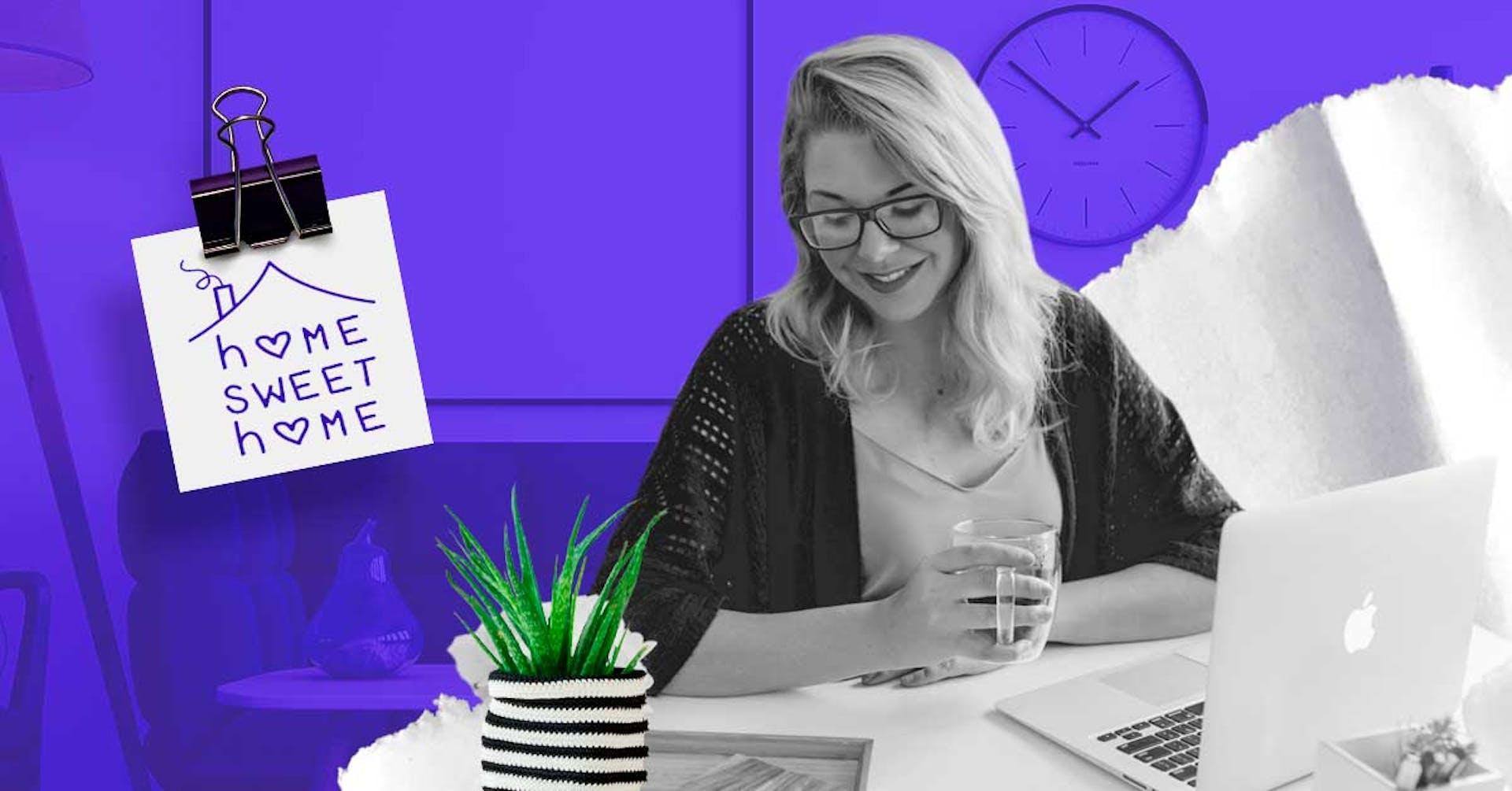¡Olvídate del horario de oficina! 19 profesiones para trabajar desde casa en 2021