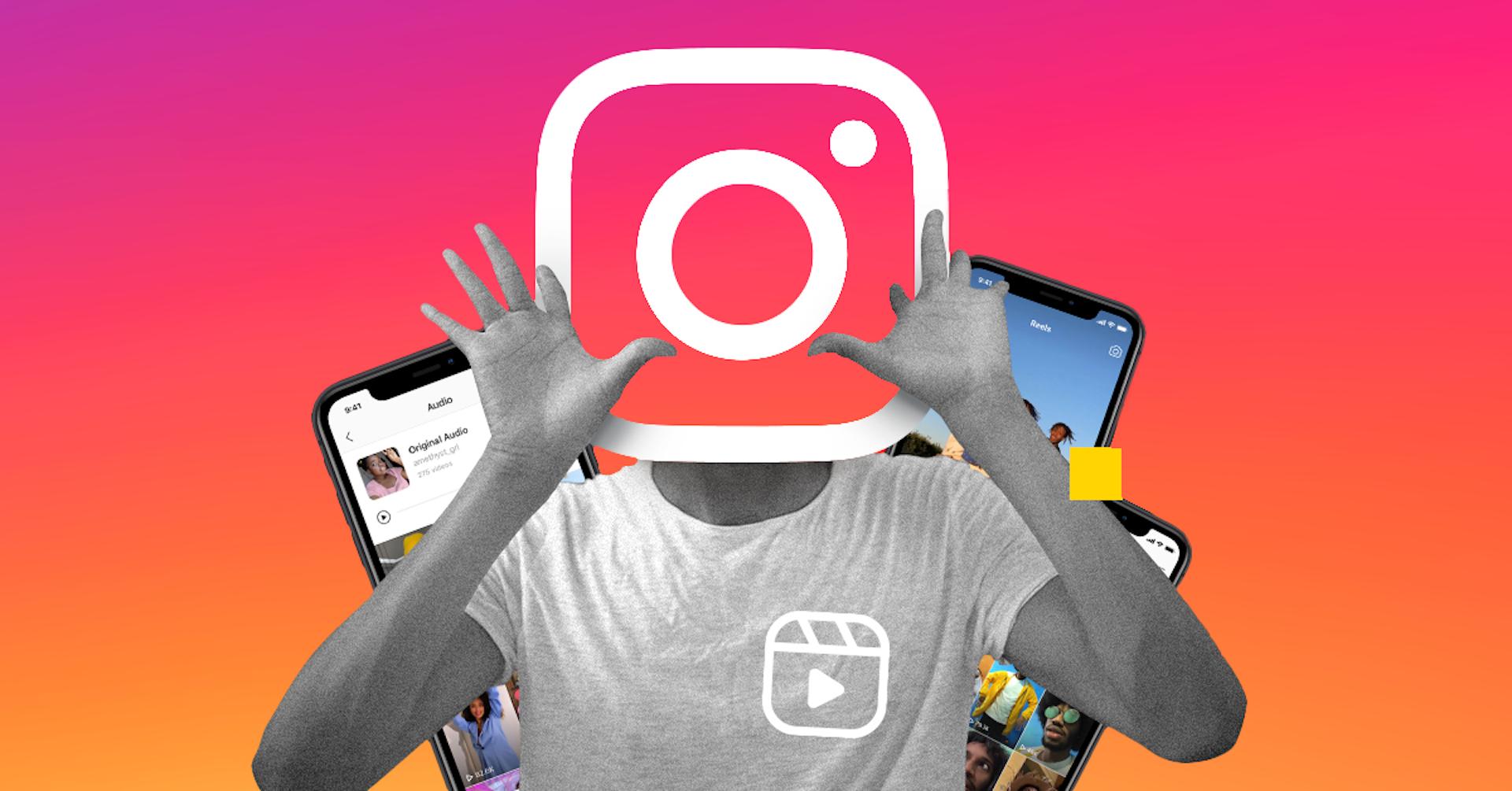 Instagram Reels, a nova rival do TikTok
