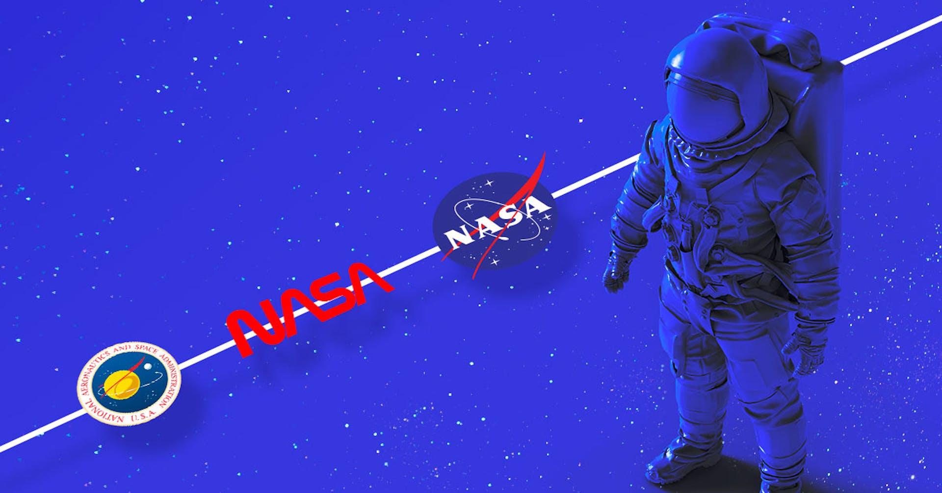 Tudo sobre o logotipo da NASA