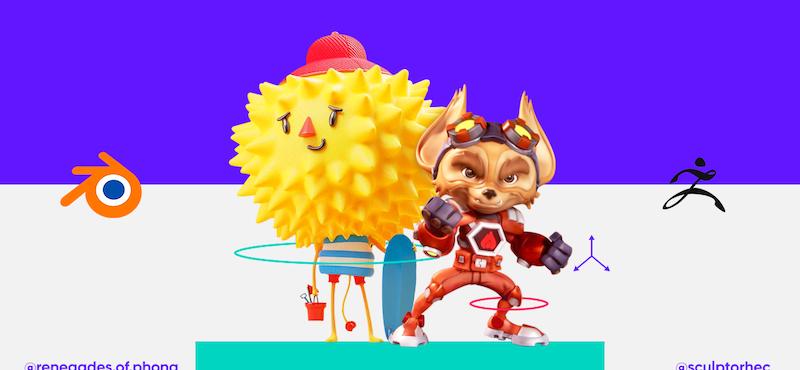Zbrush vs Blender: ¿quién gana la batalla 3D?