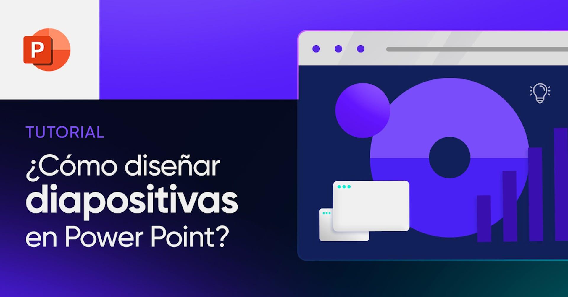 Te enseñamos cómo diseñar diapositivas en Power Point para hacer presentaciones creativas