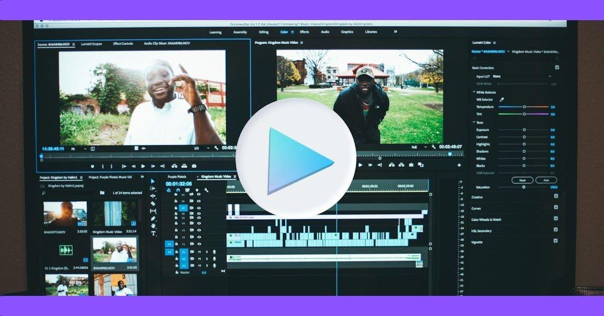 ¿Cómo mejorar la calidad de un video? Mira estos tips