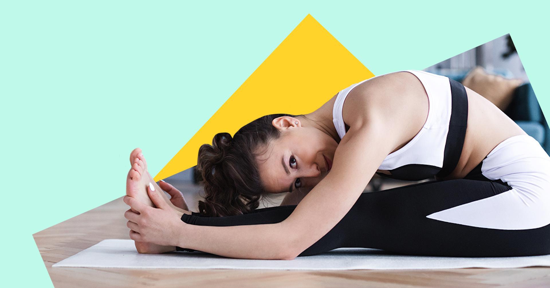Yoga on-line? Quero começar a praticar em casa
