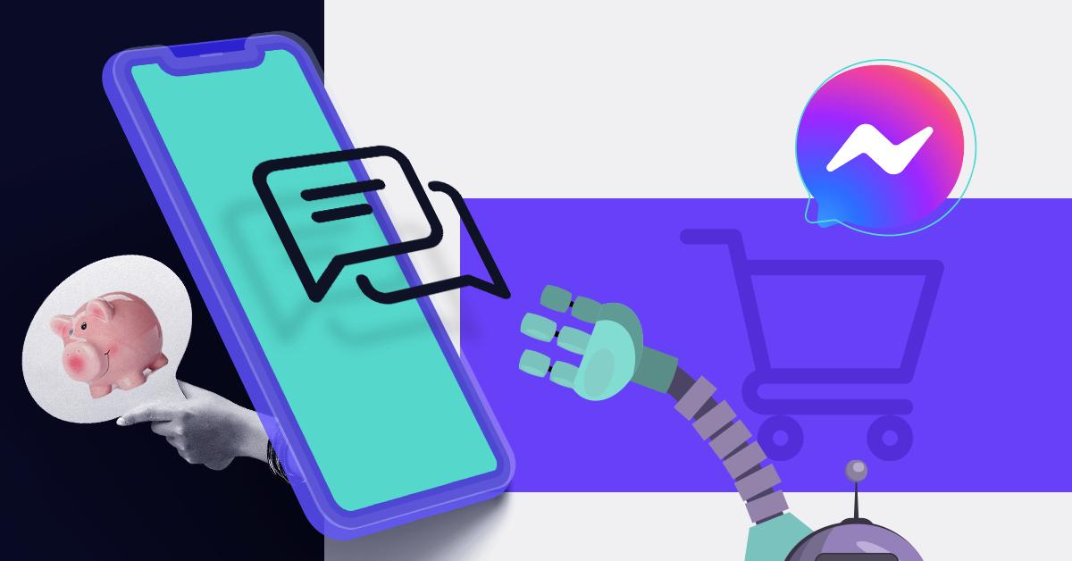 Bots para Facebook: ¿cómo crearlos con ManyChat y otras herramientas?