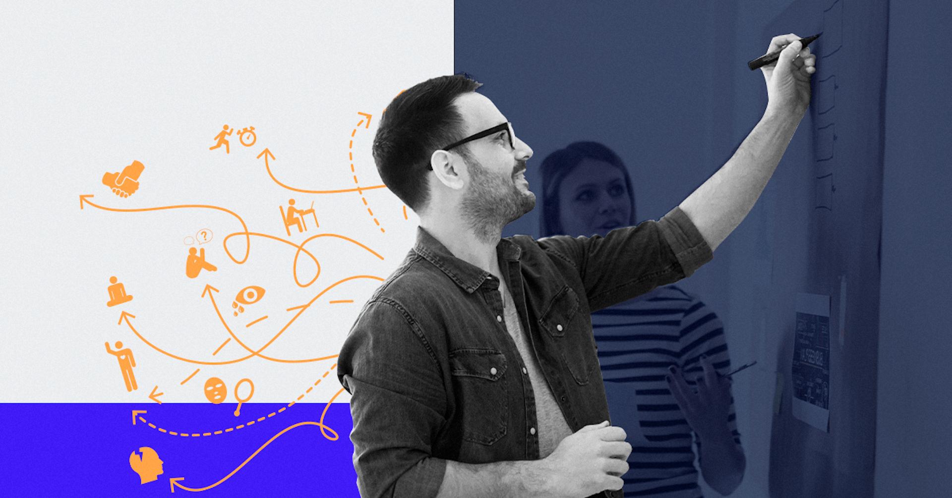Crie um plano de treinamento em poucos passos com o nosso Skill Map