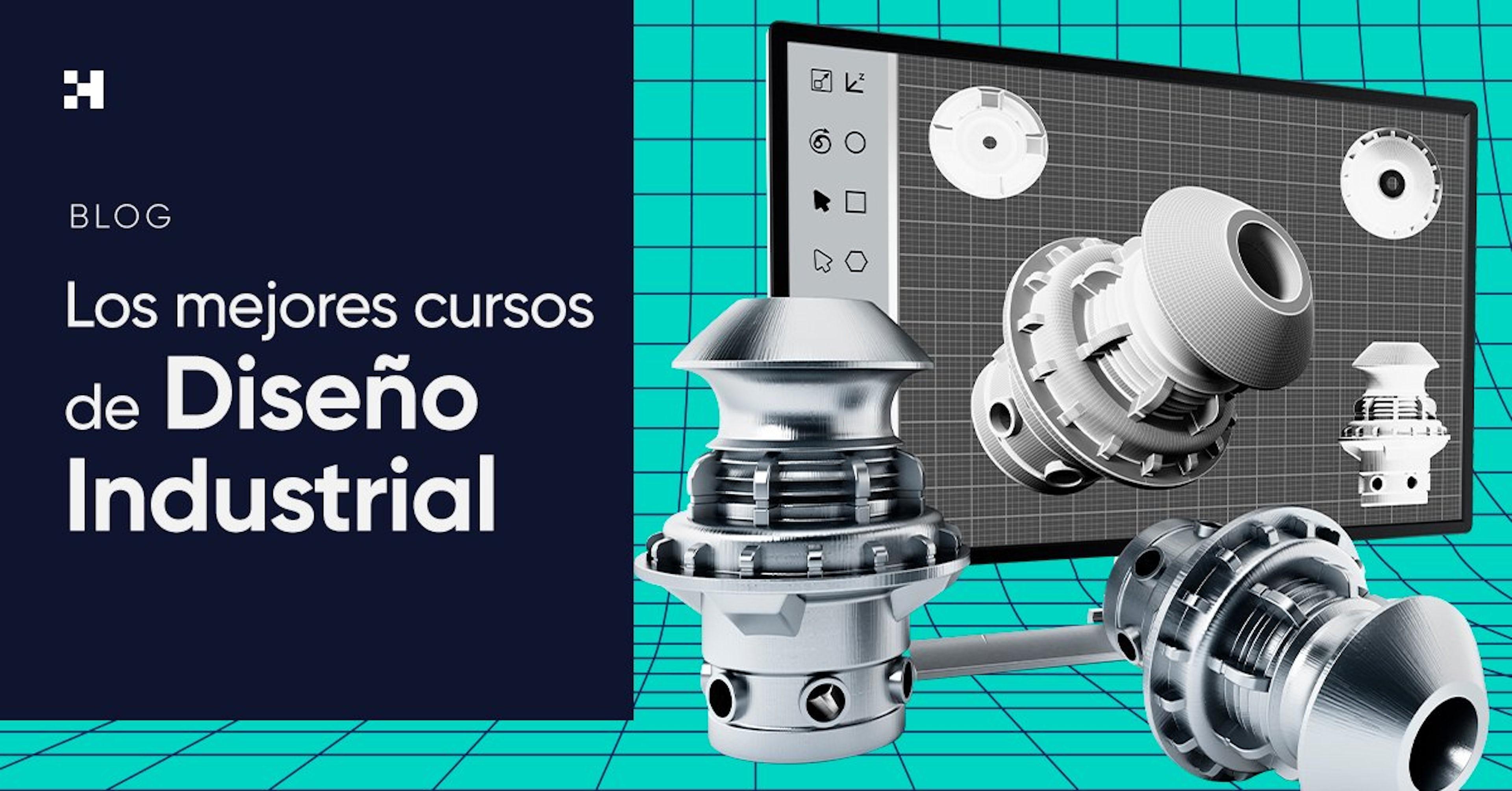 Los mejores cursos de Diseño Industrial