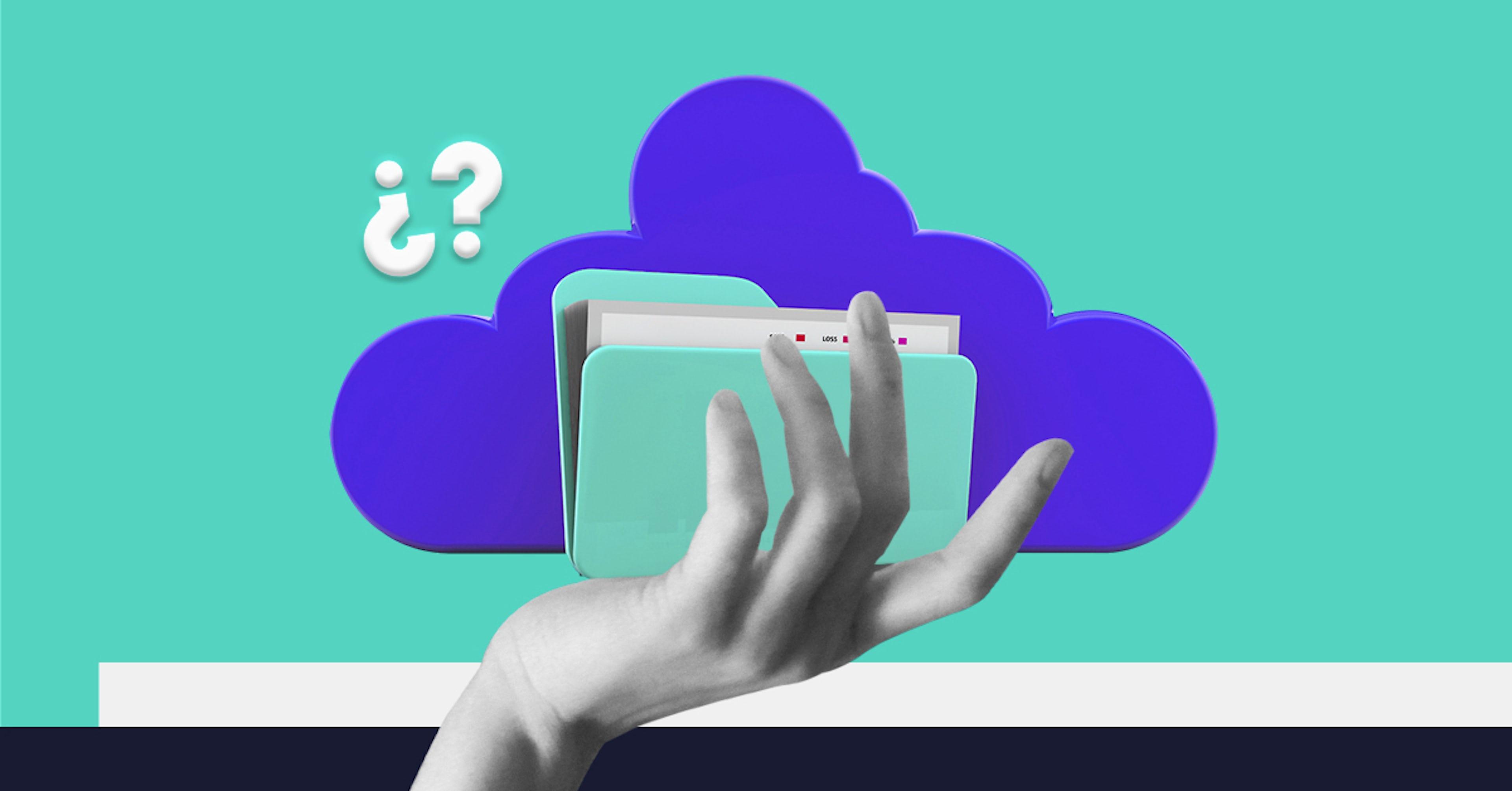 ¿Cómo funciona una base de datos en la nube? Empieza hoy a revolucionar tu negocio