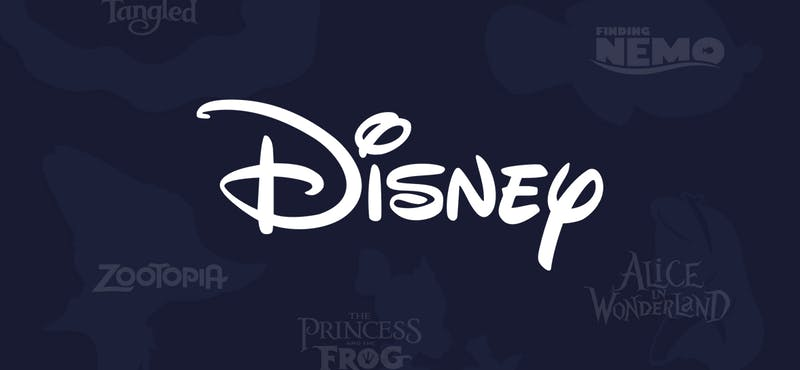 Las tipografías de Disney: +15 diseños para transmitir la magia del maravilloso universo de Disney