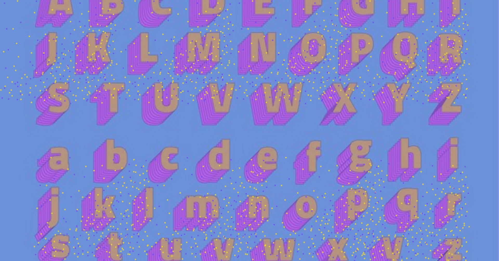 Que tu marca deje huella con estos 14 tipos de letras para anuncios publicitarios