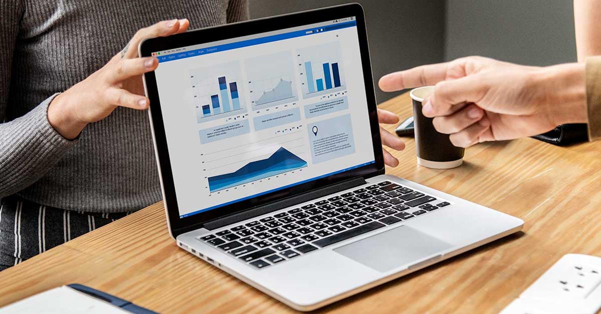 Aprende cómo hacer gráficas en Excel que dejen atónitos a tu jefe y a tus clientes