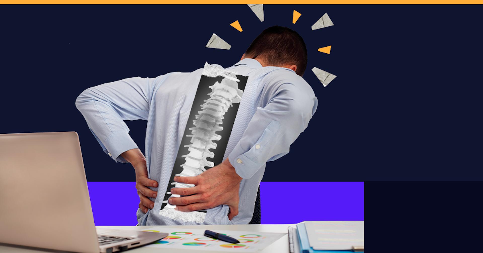 ¿Cómo evitar los riesgos ergonómicos del trabajo remoto?