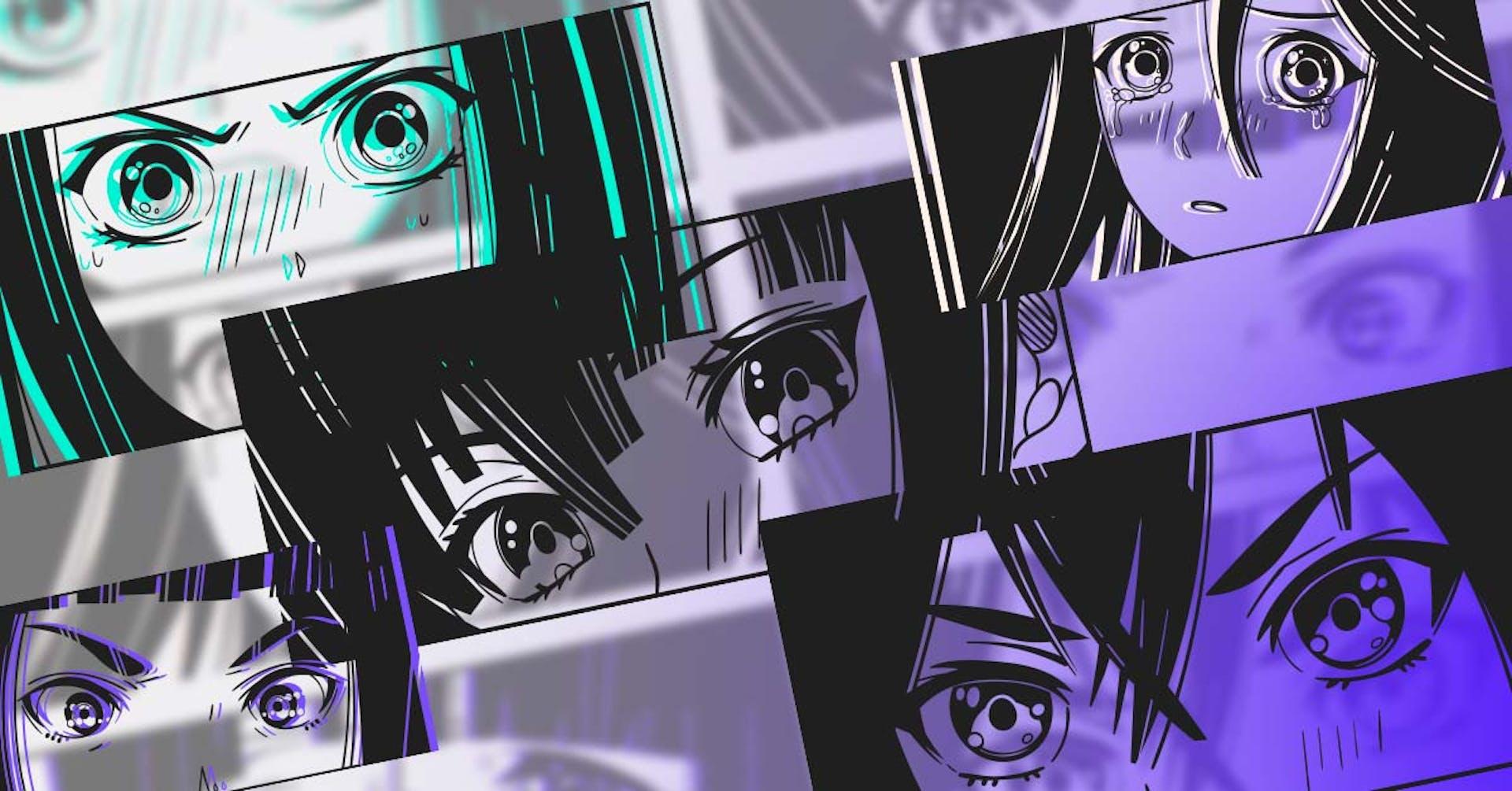 Aprende cómo dibujar ojos manga y crea miradas cautivantes para tus personajes