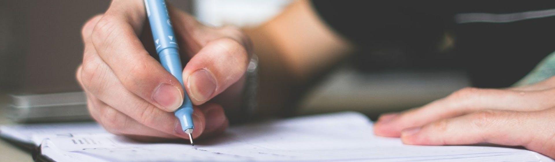 ¿Cómo hacer un ensayo?: Esta es la forma más fácil de empezar