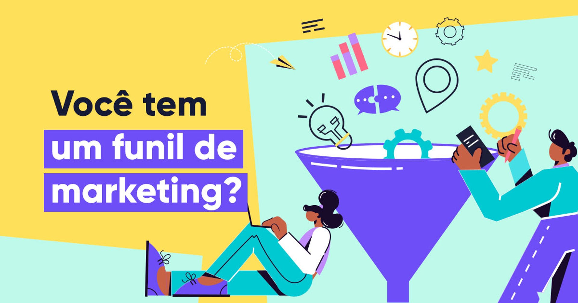 Marketing Funnel: um guia para iniciantes que desejam aplicá-lo aos seus negócios