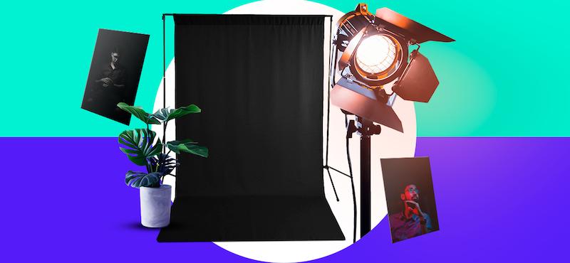 Fotos con fondo negro: ¿cómo transformar la oscuridad en belleza fotográfica?
