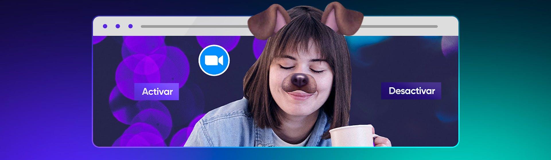 Aprende cómo poner filtros en Zoom para reuniones divertidas [2021]
