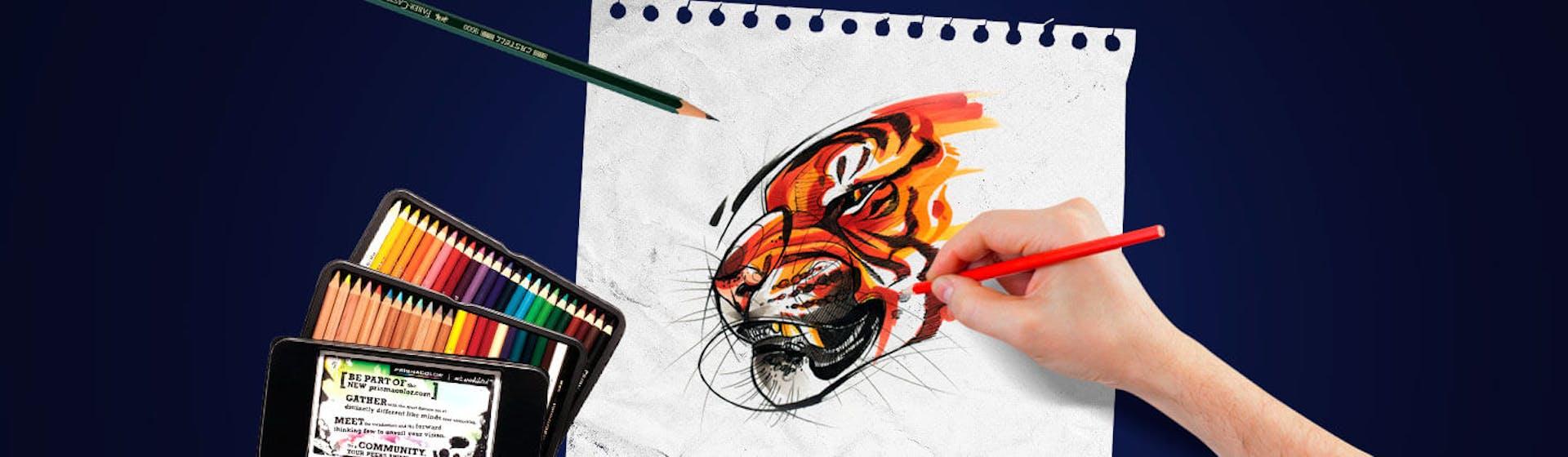 ¡Aprende estas simples técnicas para dibujar a lápiz como un profesional!