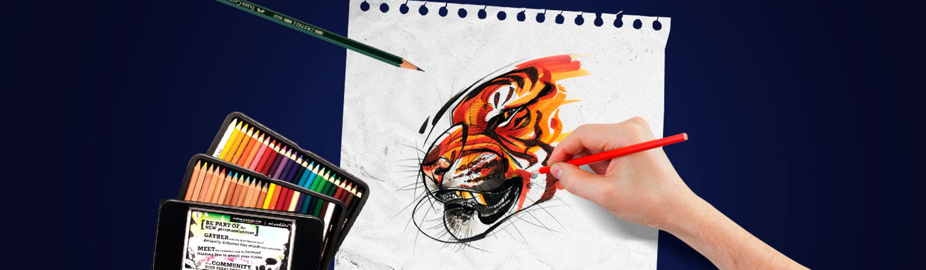 11 técnicas para dibujar a lápiz como un profesional