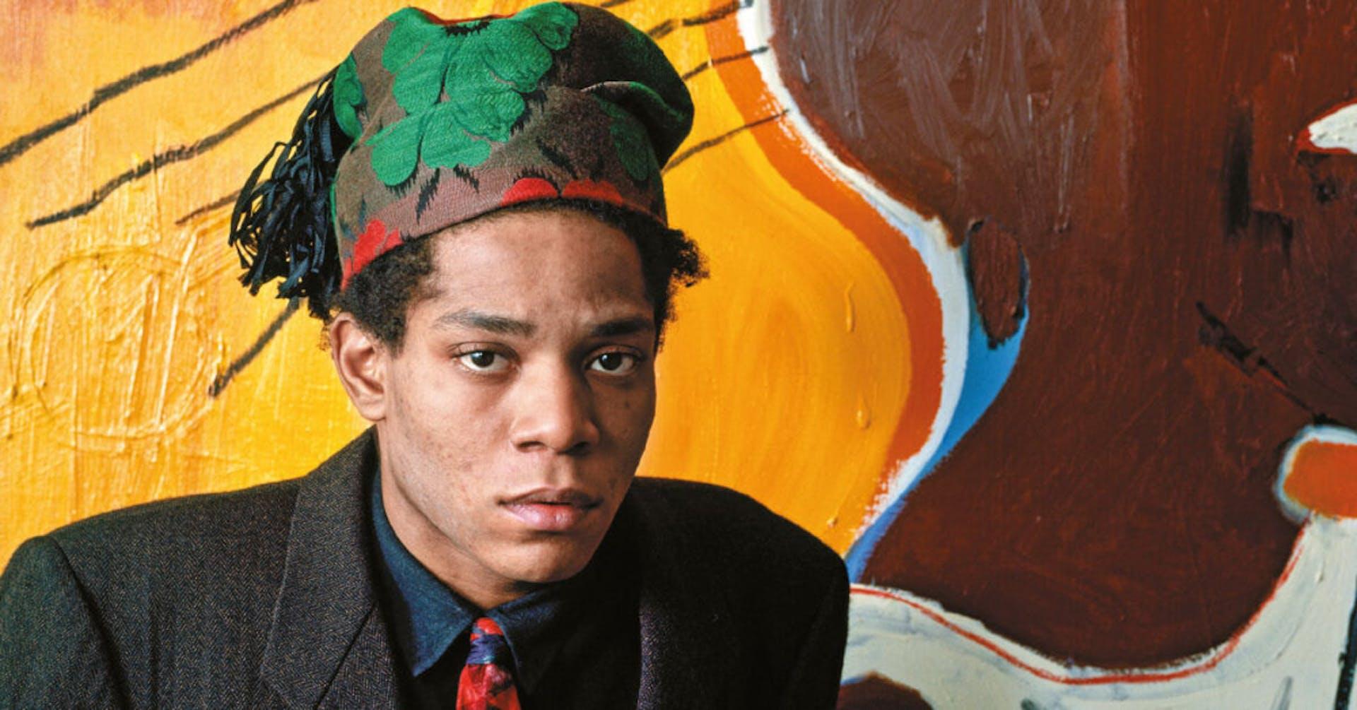 Conoce a Michel Basquiat, el pintor que cambiará tu forma de ver el arte