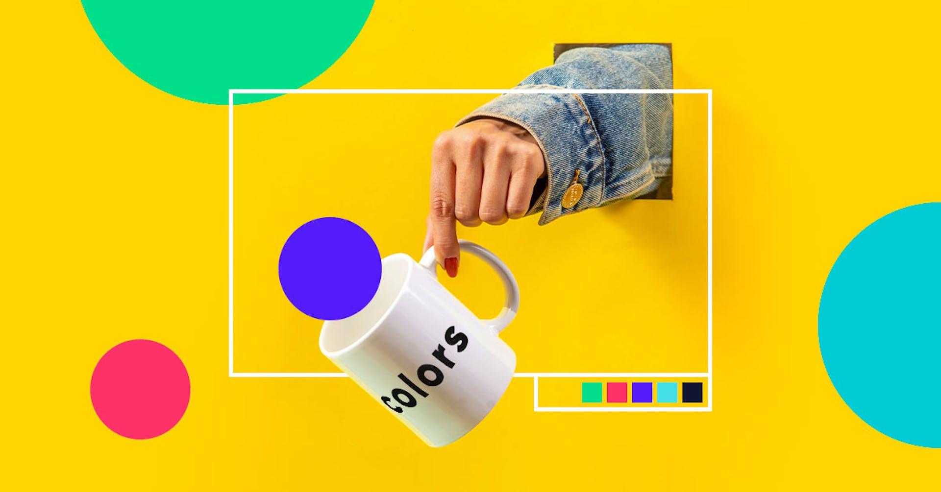 Como criar uma paleta de cores? Aqui está o truque
