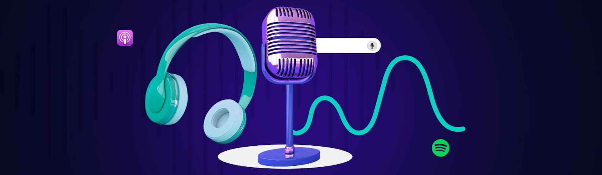 ¿Buscas temas para podcast? 25 ideas para conseguir tus primeros seguidores