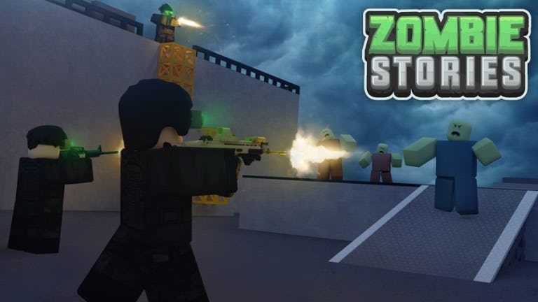 game roblox zombie stories