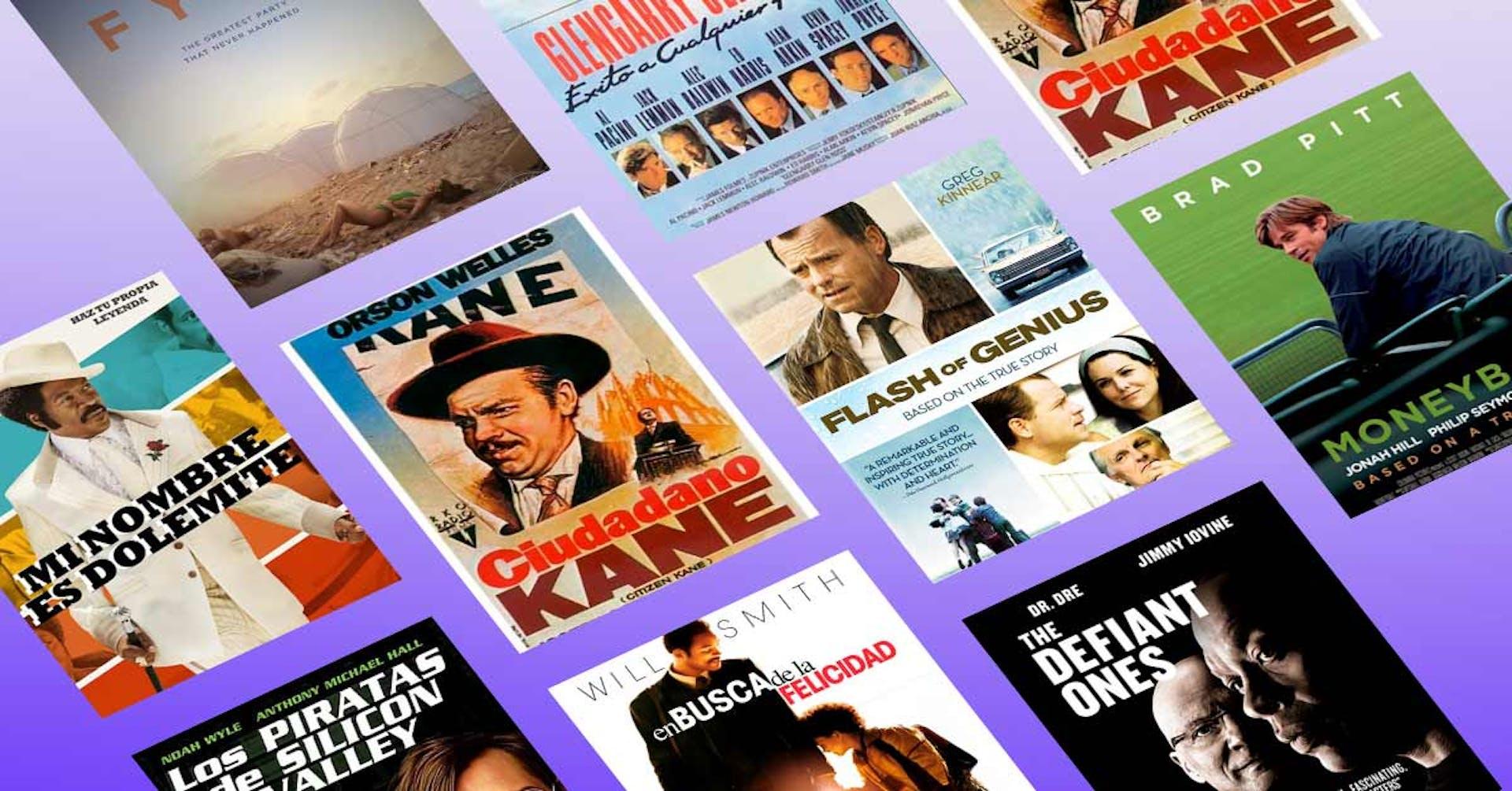 10 películas de emprendedores que te inspirarán a alcanzar el éxito